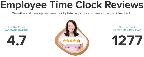 Time clock reviews